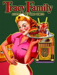fiftys FIFTY'S 50s family ファミリー フィフティーズ オールディーズ