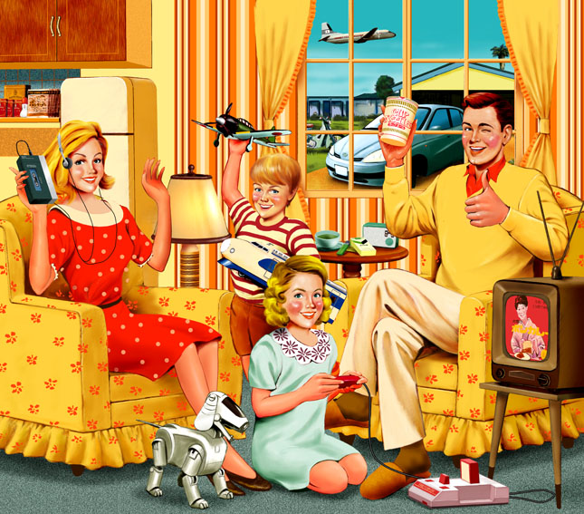 fiftys FIFTY'S 50s family ファミリー フィフティーズ オールディーズ